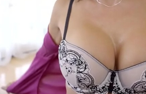 Mature stepmom is barfly and piping hot