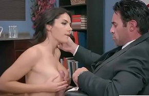 Lovemaking In Situation Fro Chubby Round Tits Girl (Valentina Nappi) video-30