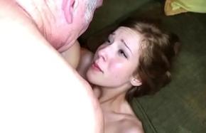 Teen gets cum respecting indiscretion