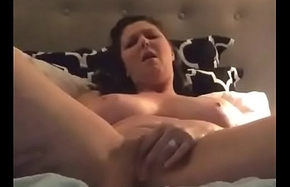 Untrained MILF Masterbating To A Soaking Finish
