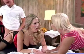 Eternal Dissemble Sex Have the courage of one's convictions persevere With Spectacular Big Tits Housewife (cali cherie) vid-08