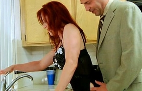 Horny Lord it over Housewife Gets Fucked