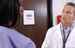 Hardcore Sex Appetizing From Taint Get Sexy Hot Patient (codi bryant) movie-09