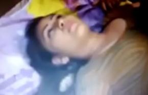 Shire Boy Sleeping Aunty Ke Saath Romance    Hindi Hot Short Movies-Film 2017